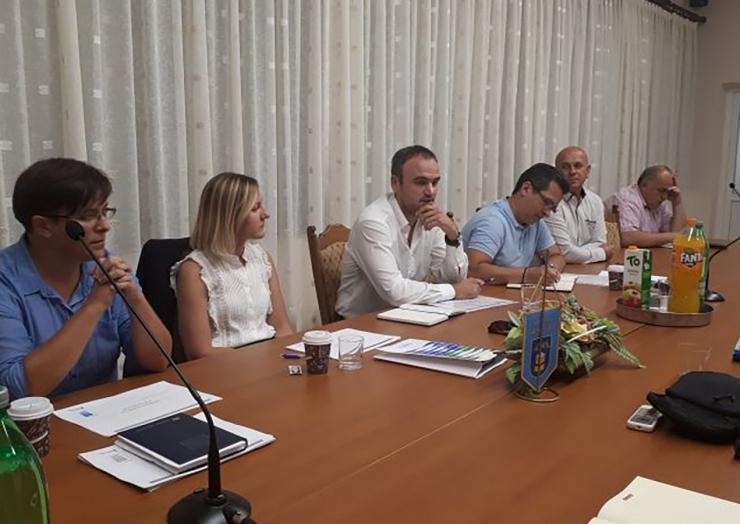 Radni sastanak – Aglomeracija Semeljci